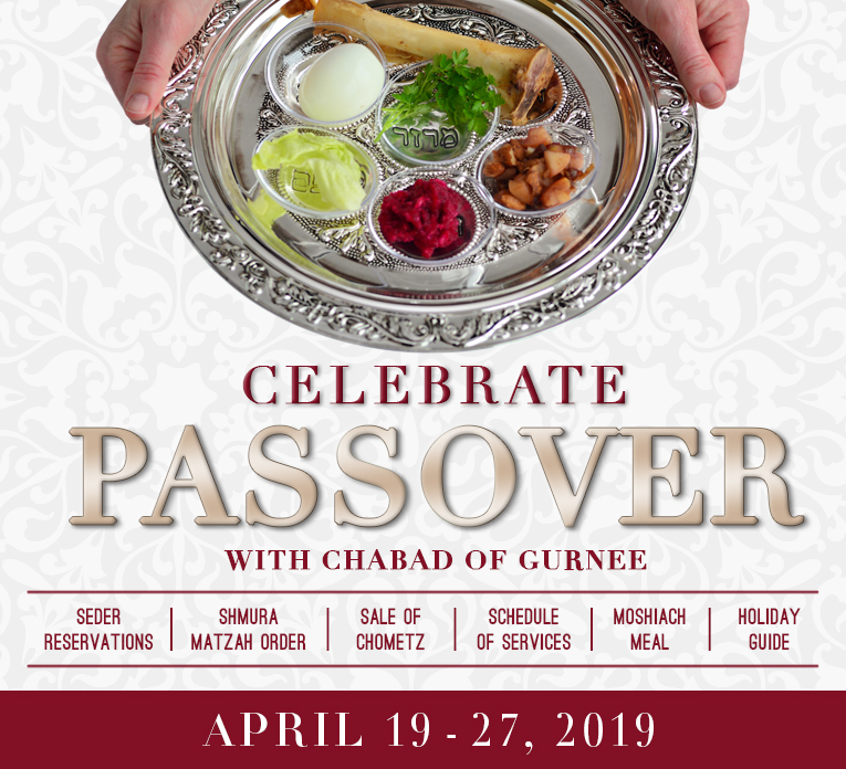 Passover - Chabad Jewish Center of Gurnee